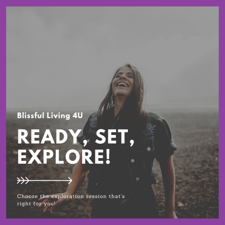 I offer exploration sessions for living your dream lifestyle, achieving radiant wellbeing, achieving