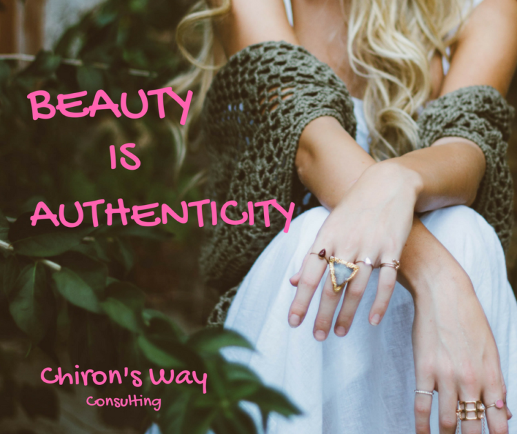 What does it mean to live life authentically? Do you know who you really are? What is your passion?