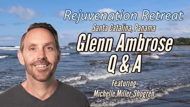Glenn answers all of your questions about the specifics of the first ever Life, Lessons, & Laugh