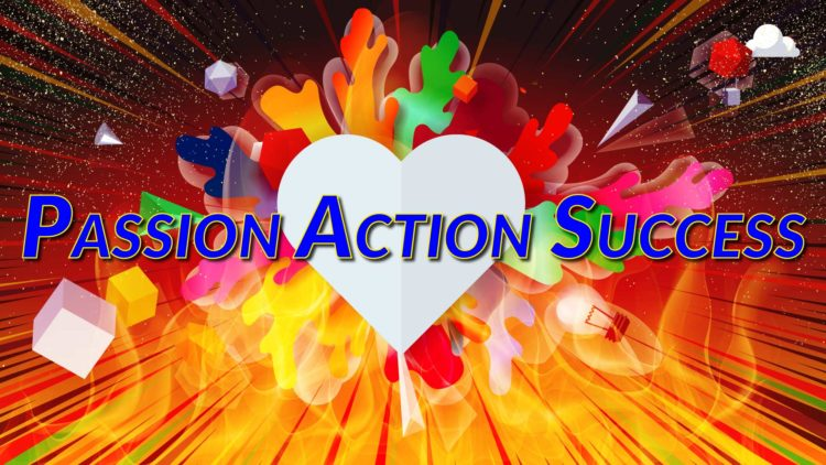 Coming up on Life Mastery TV: Passion, Action, Success. A powerful look at transforming what you tru