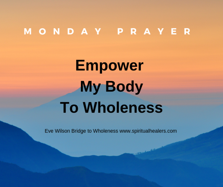 Monday Prayer 5-30-19