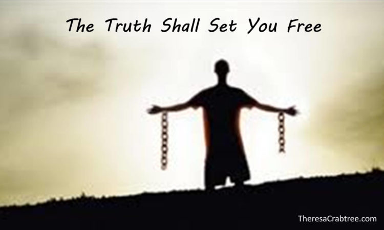 SOUL CONNECTION 90 ~ THE TRUTH SHALL SET YOU FREE Try placing on a garment that is several sizes too