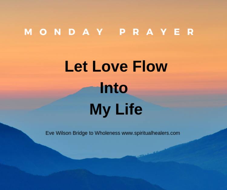 6-17 Monday Prayer