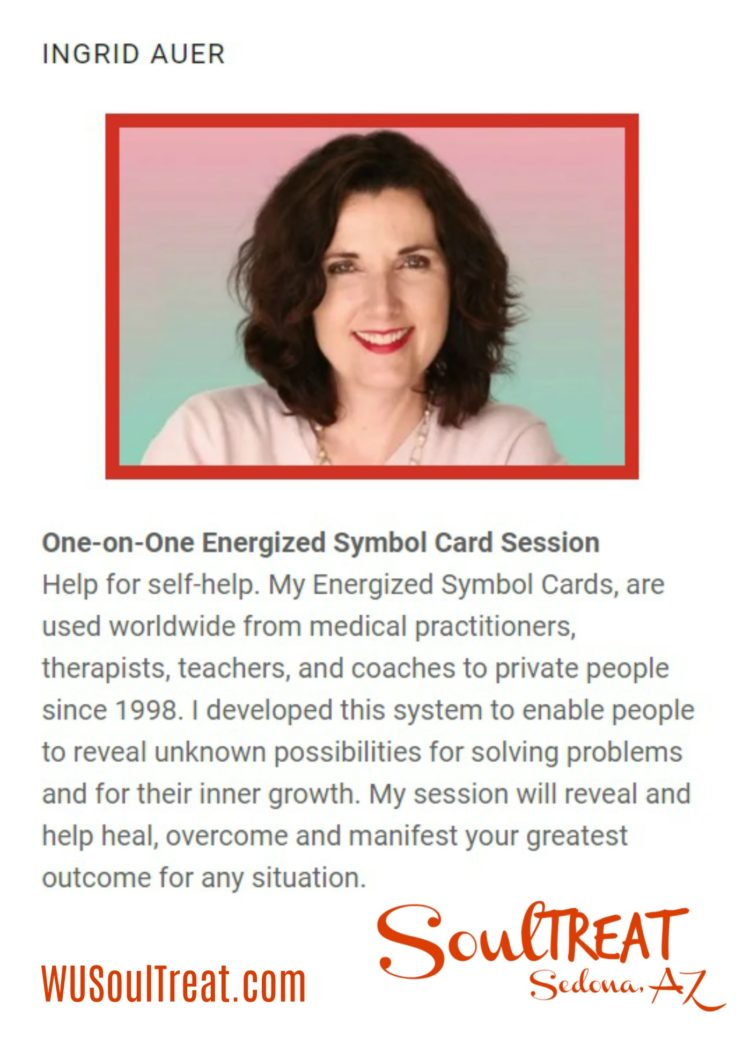 Only 35 VIPs will experience sessions with wonderful healers in the SoulTreat fair. Get your ticket