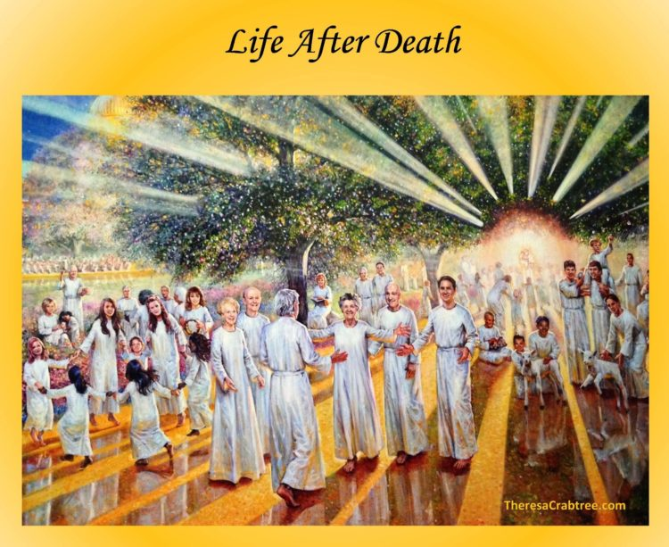 SOUL CONNECTION 92 ~ LIFE AFTER DEATH When your loved one passes over, in the vast majority of cases