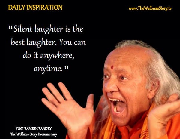 Yogi Ramesh is starting Laughing Chair Yoga For The business world.The tools for the instant happine