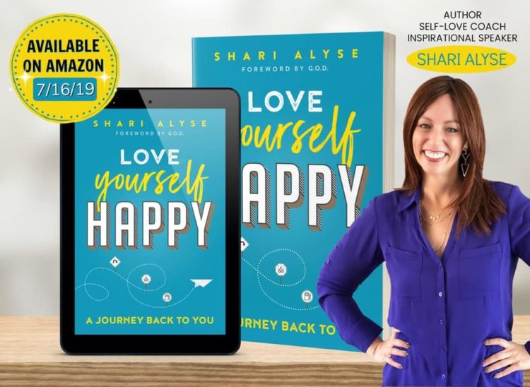 So proud of my @ShariAlyse !! <3 Her book launches TUESDAY!!! Please make a note – for 1