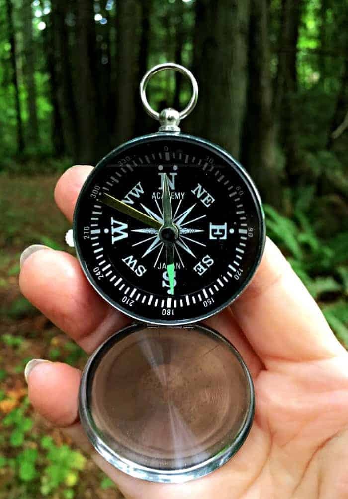 Finding Your Inner Compass Virtual Group Repatterning on August 17, 2019 Finding your inner compass