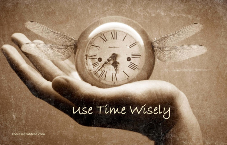 SOUL CONNECTION 124 ~ USE TIME WISELY Discover the priorities in your life and arrange your daily sc