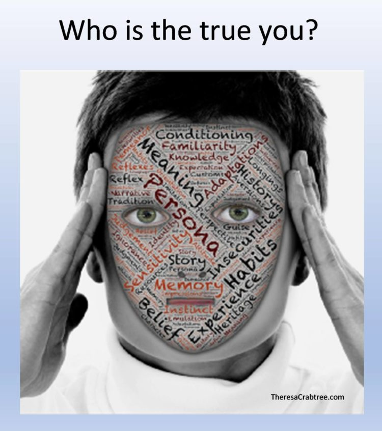 SOUL CONNECTION 126 ~ WHO IS THE TRUE YOU? Many seem to be happy, yet inside are crying deep tears o