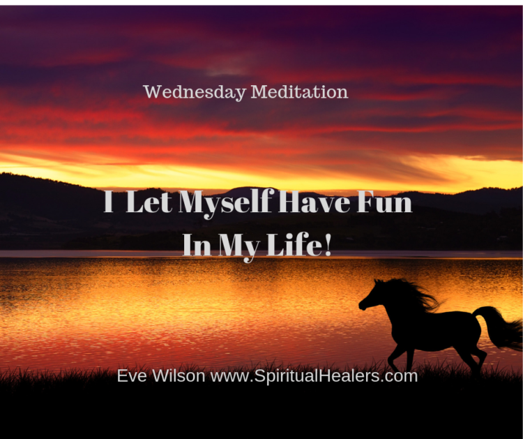 Wednesday Meditation 8-16 w-link