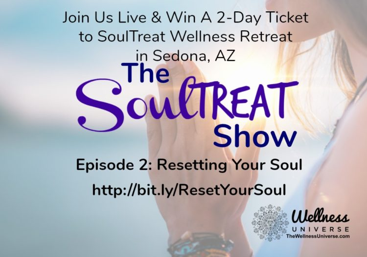 Congratulations to Michelle for winning a 2-day SoulTreat Wellness Retreat ticket to join us in Sedo