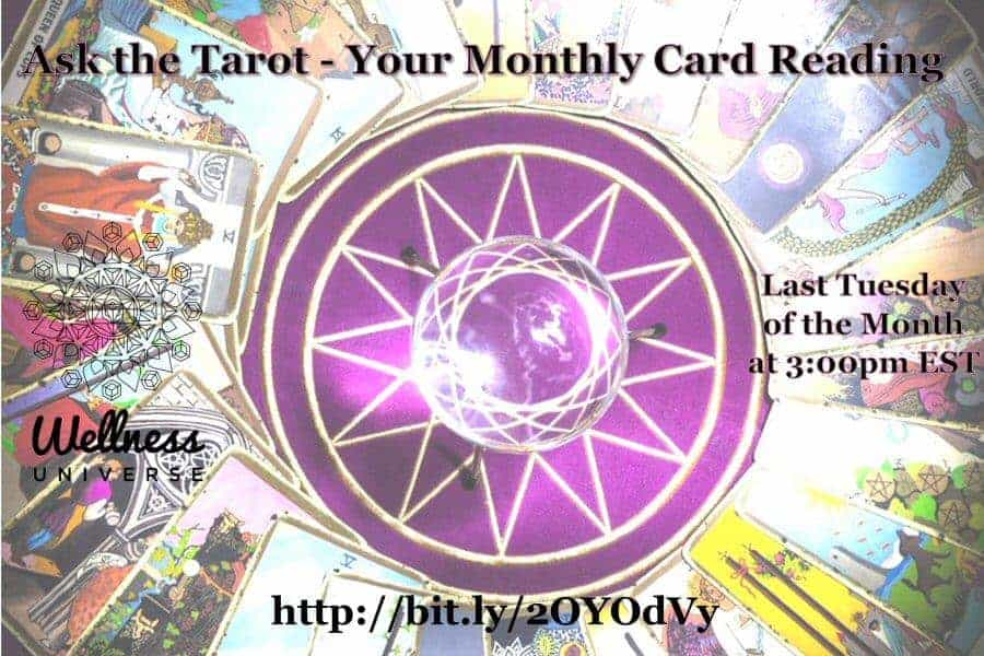 LIVE Tomorrow: Ask The Tarot with @moirahutchison Grab your free seat ASAP! Learn to tap into and re