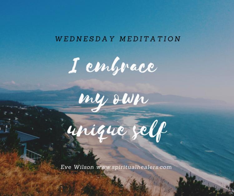 Wednesday Meditation w-link