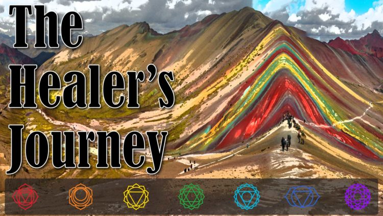 "Next episode of Life Mastery TV is ""The Healer's Journey"" with my friend and colle"