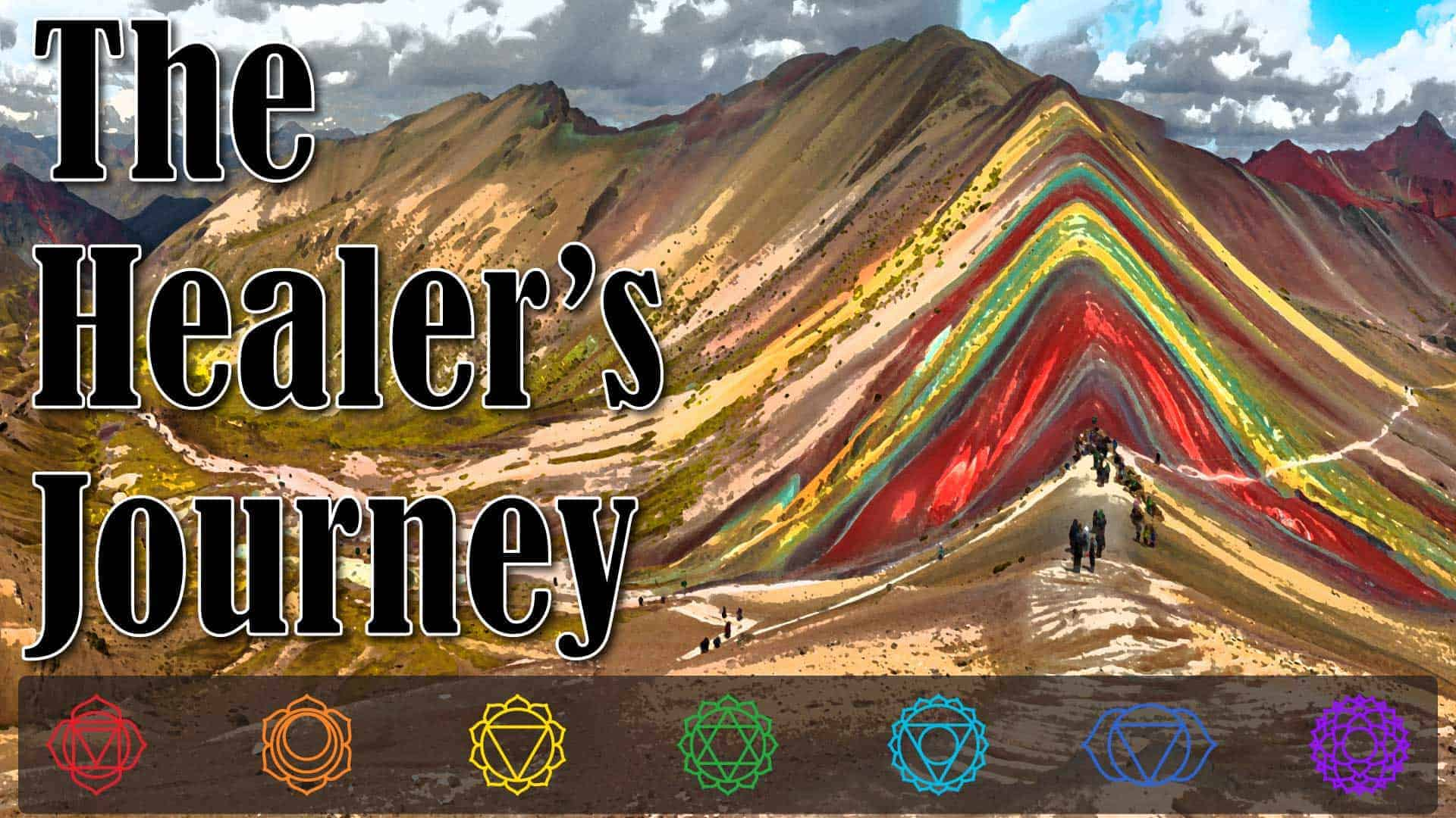 """Next episode of Life Mastery TV is """"The Healer's Journey"""" with my friend and colle"""