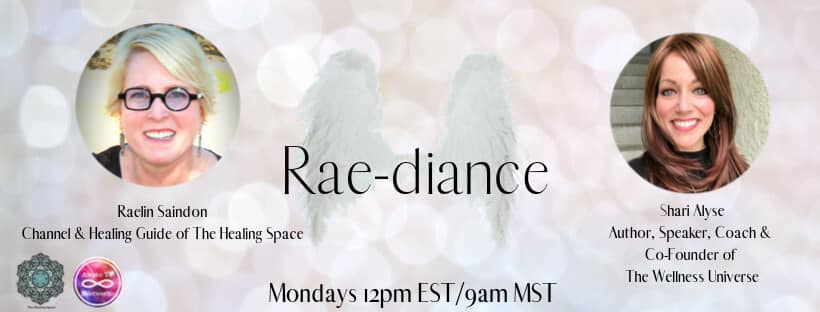 Tune in today as I will be the guest on WU World-Changer and team member @raelinsaindon's new