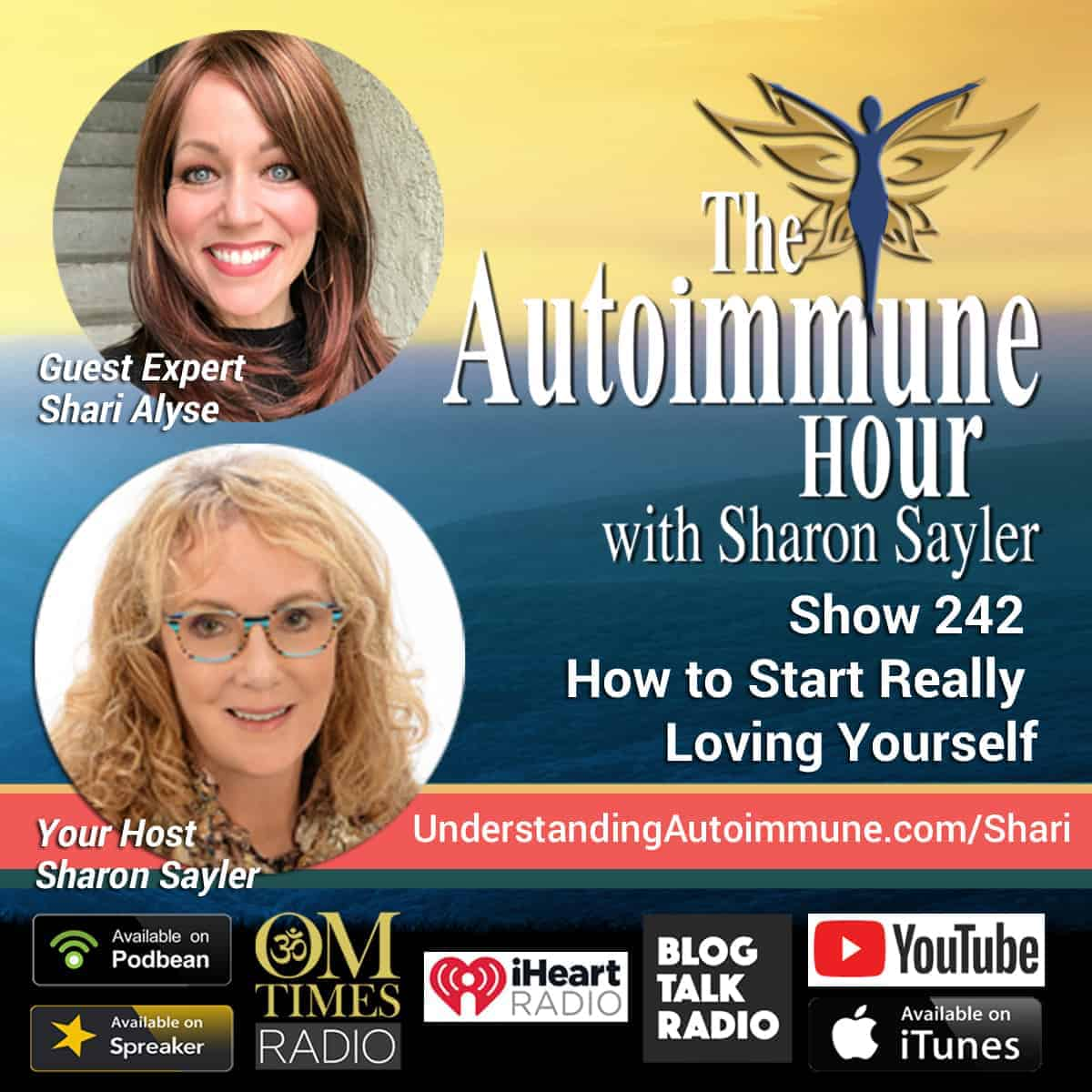 Thank you, Shari Alyse, for the amazing interview. You shared so many great tips and ideas for great