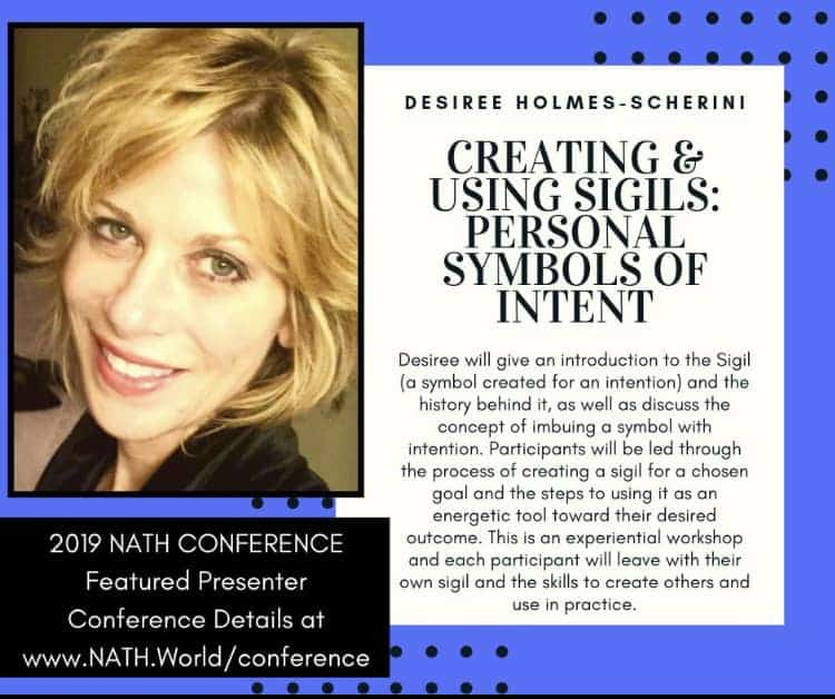 Would you like to learn about the manifesting magic of symbols? Learn to create and set intention in