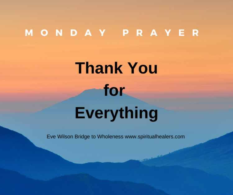http://www.spiritualhealers.com 10-25 Monday Prayer
