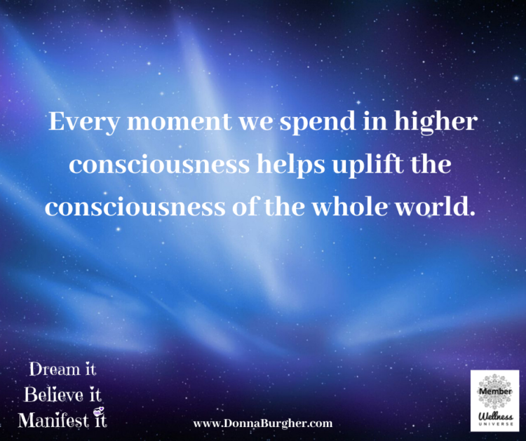 Would you like to manifest from higher consciousness? If you said, yes, then your soul may be guidin