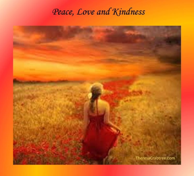 SOUL CONNECTION 165 ~ PEACE, LOVE AND GRATITUDE MEDITATION Experience the feeling of peace, love and