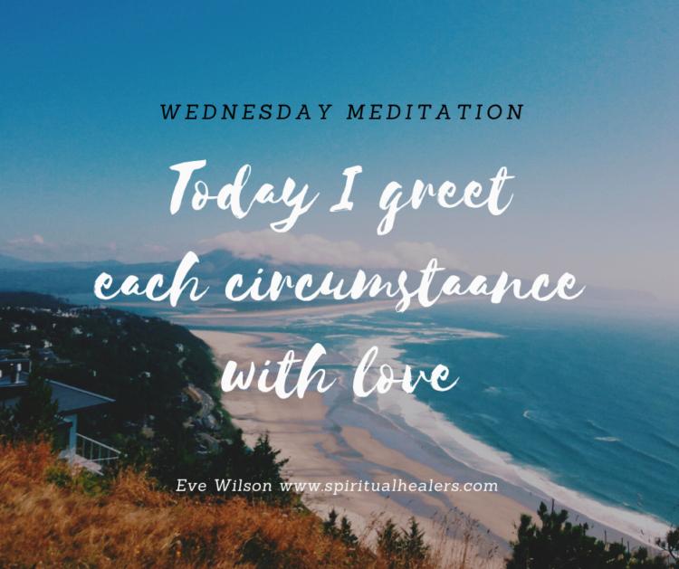 http://www.spiritualhealers.com Wednesday Meditation – 11-2