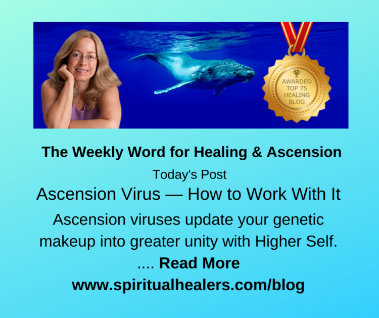 http://www.spiritualhealers.com/blog Weekly Word for Soc 11-8