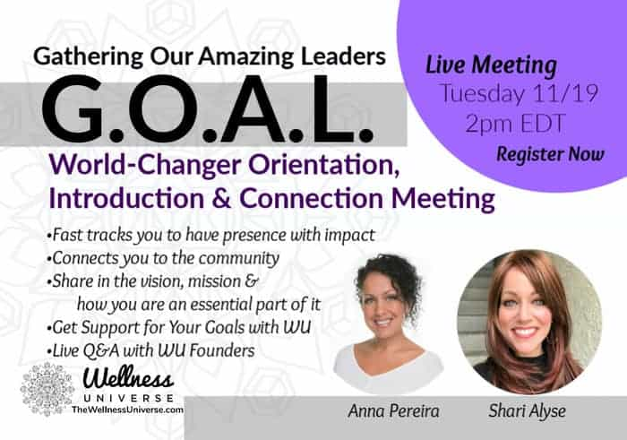 Don't forget to register now for our private Members-Only meeting! Access Code – WUVIP11