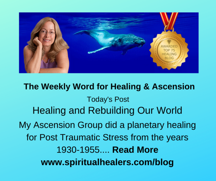 http://www.spiritualhealers.com/blog Weekly Word for Soc 11-17