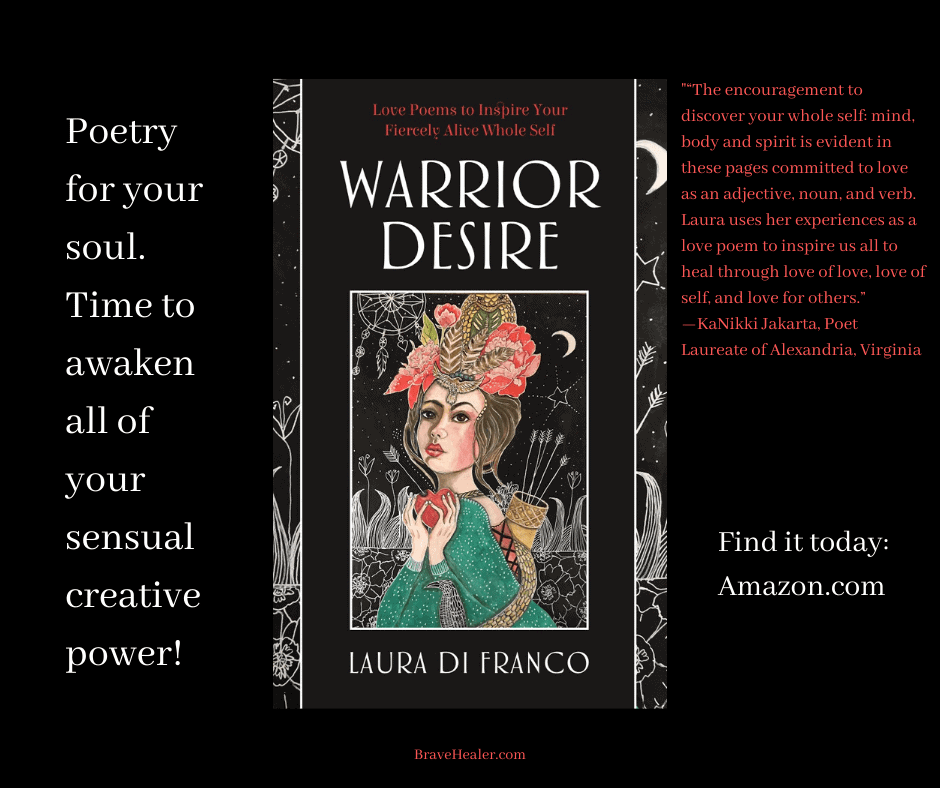 Amazon Best Seller in Women's Poetry! Warrior Desire, the new poetry book is live everyone! If