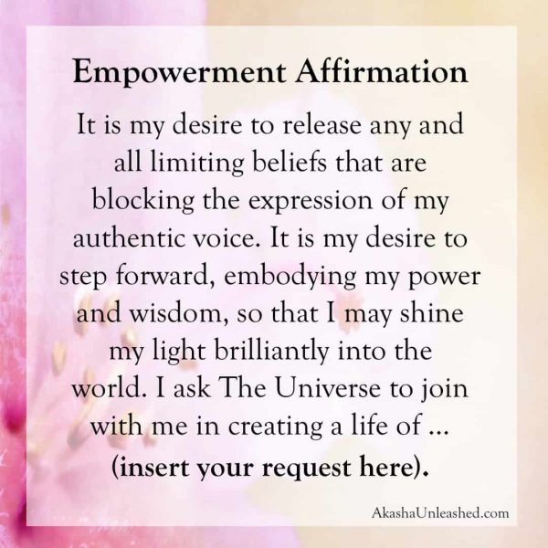 Inspiration from the Akashic Records E_AffirmationIGbask