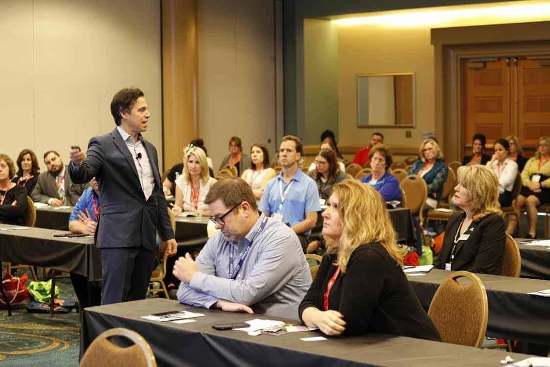 Key Note Speaker, Wellness Strategist, and Executive Coach NBAA1