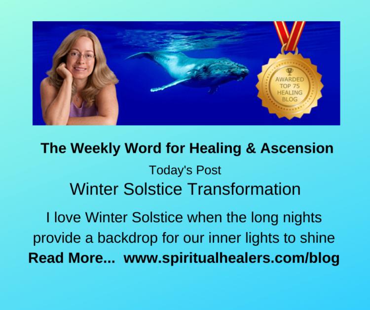 http://www.spiritualhealers.com/blog Weekly Word for Soc 12-20