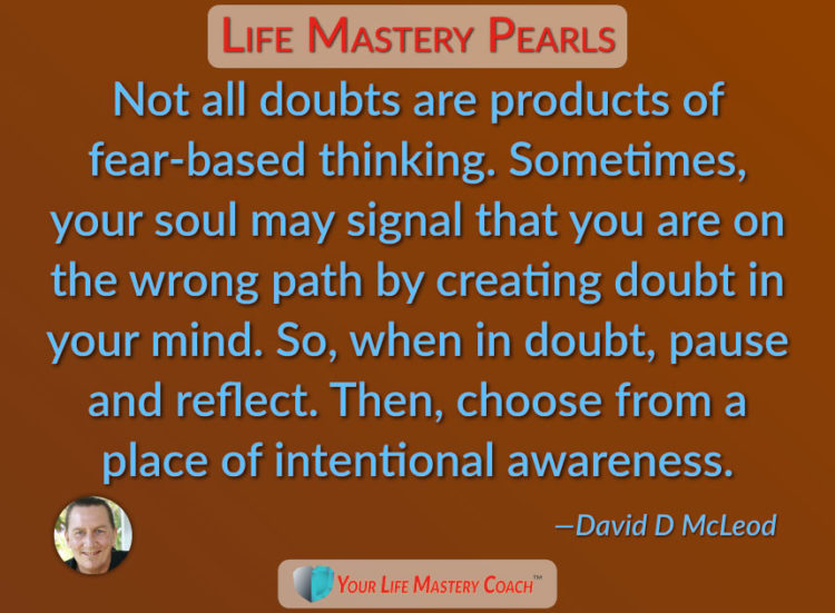 Happy New Year! May 2020 be marked by your amazing ability to transform doubts into intentional, ins