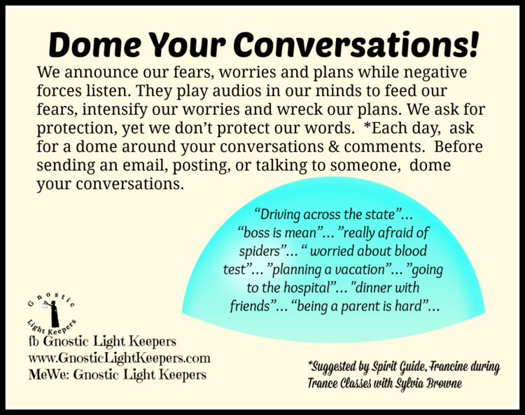 Dome Your Conversations v3