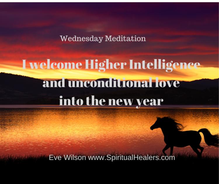 http://www.spiritualhealers.com Wednesday Meditation 12-27