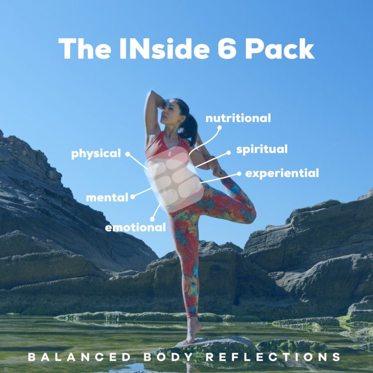 Let's redefine the 6-Pack. There's more that meets the eye. The INTERNAL CORE MUSCLES th