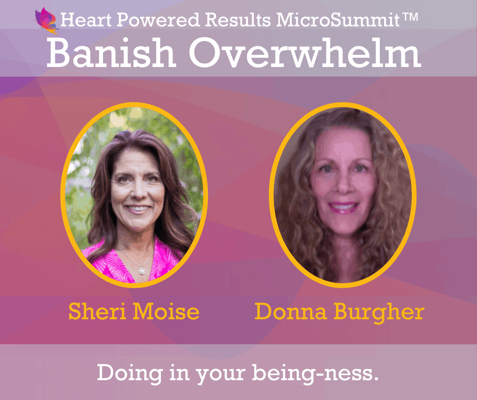 Would you like to permanently release overwhelm so that you can grow your business with ease? Are yo