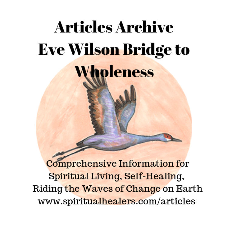 http://www.spiritualhealers.com/archives Articles Archive