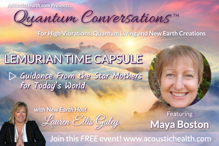 You're invited to join me in a Quantum Conversation to discuss how you can Stand in your Mastery a