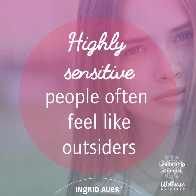 HIGHLY SENSITIVE people frequently do not fit the patterns prescribed by our success- and achievemen