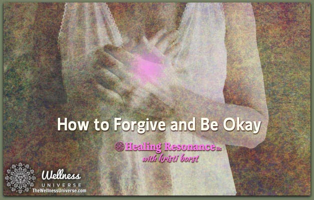 """https://blog.thewellnessuniverse.com/forgive-be-okay RUMI """"The wound is the place where the Li"""