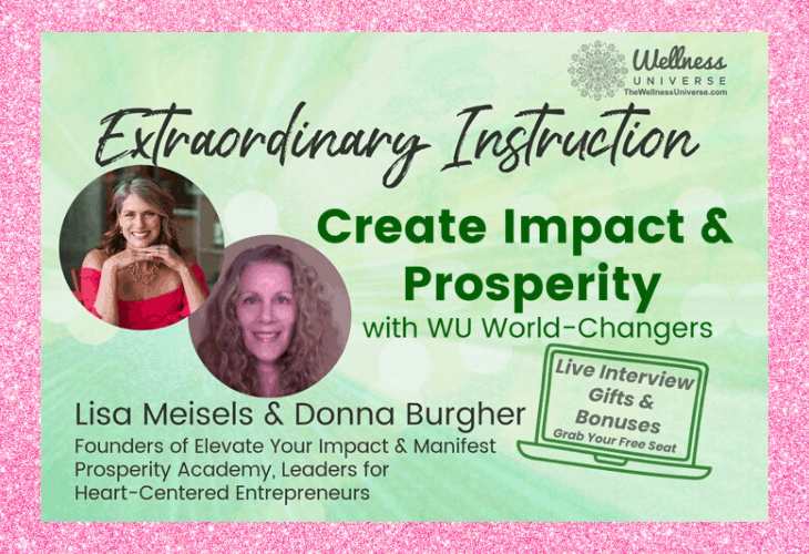 We go LIVE and we'd LOVE to have you join us today!!! Feb. 27th at 2 p.m. EST for our FREE class w