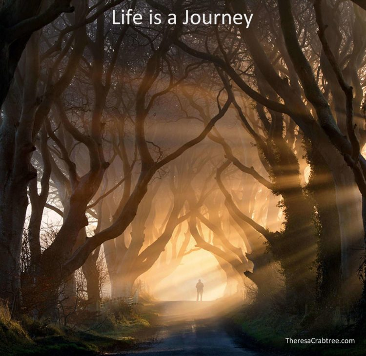LIFE IS A JOURNEY Within you is the ability to communicate directly with Source, your Soul, Spirit G
