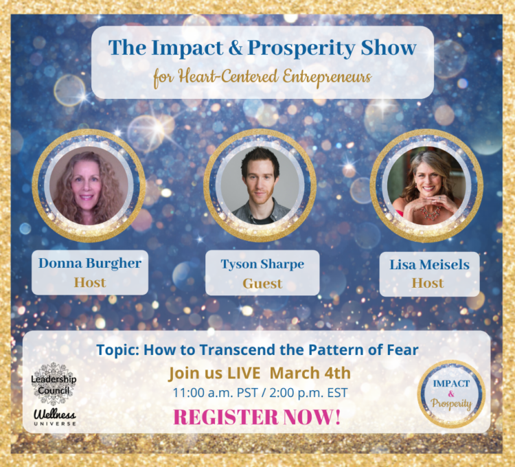 The Impact & Prosperity Show is excited to have Tyson Sharpe, as this week's guest speaker. Jo