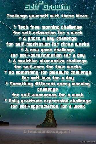 Self Help Friday~ 03/20/2020 Here is a little something of self-help today to assist you for the bet