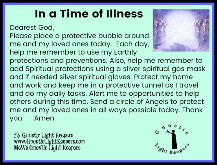 In Time of Illness (4)