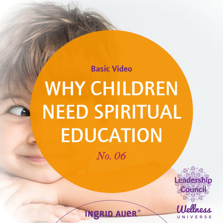 Do you want to know, why children need Spiritual Education? Click here: http://bit.ly/IngridAuerBasi
