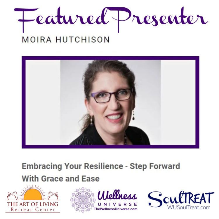 Please meet WU World-Changer Moira Hutchison @moirahutchison, today's featured SoulTreat Prese